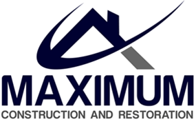 Large logo for Maximum Construction & Restoration LLC